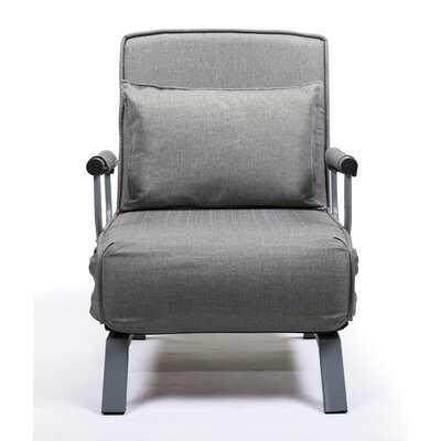 Shahid Single Sleeper Convertible Chair - Wayfair