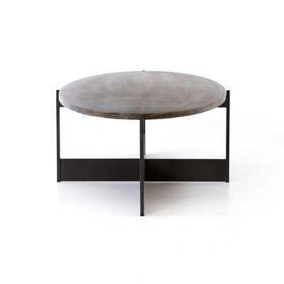 Hermilda Oval Coffee Table - Wayfair