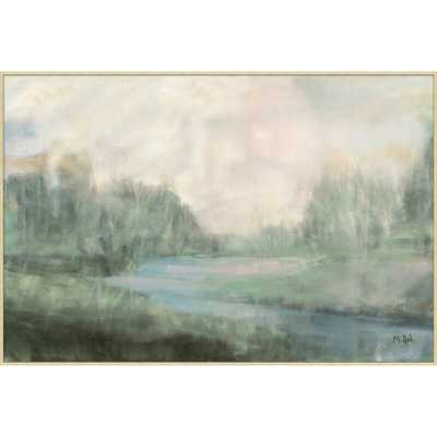 Providence Art 'Coming Around 2' - Picture Frame Painting Print on Canvas - Perigold