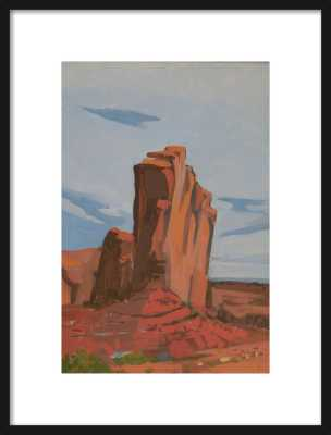 Monument Valley by Shelley Hull for Artfully Walls - Artfully Walls