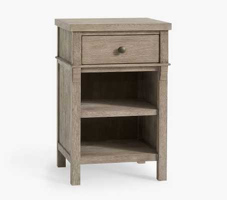 Toulouse Nightstand, Gray Wash, In-Home Delivery - Pottery Barn Kids