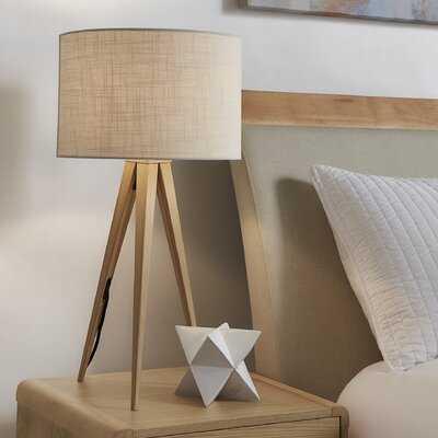 "Teterboro 26"" Tripod Table Lamp - AllModern"