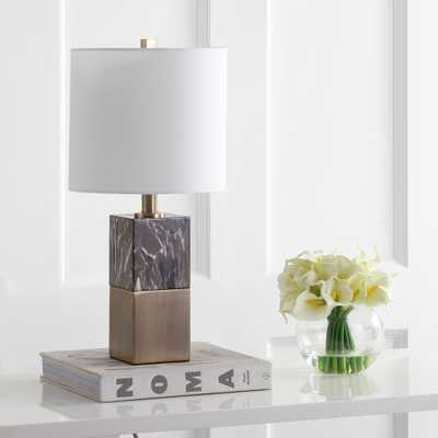 Kingsley Table Lamp - Dark Brown - Arlo Home - Arlo Home