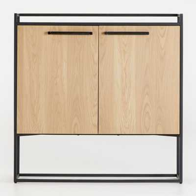 Cage Entryway Cabinet - Crate and Barrel