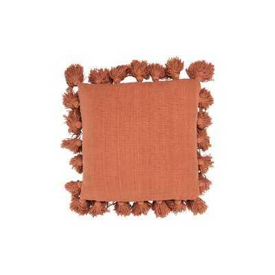 Luxurious Cotton Throw Pillow - Wayfair