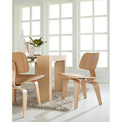 Burdon Dining Chair (set of 2) - AllModern