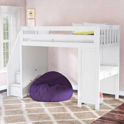 Ayres Twin Loft Bed - Wayfair
