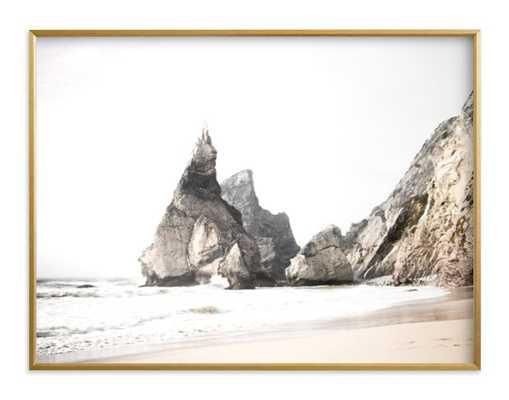Praia Da Ursa Art Print - Minted