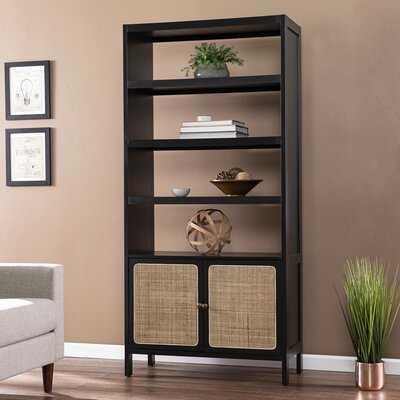 "74"" H x 35"" W Standard Bookcase - Wayfair"