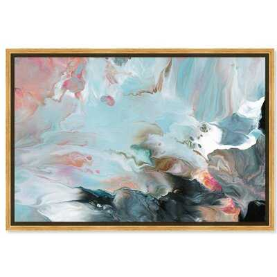 Abstract Dreaming in Colors - Graphic Art Print - Wayfair