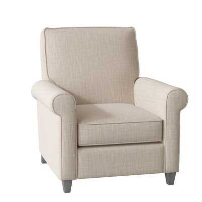 Acton High Leg Manual Recliner - Birch Lane