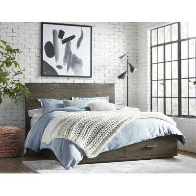 McKinney Storage Platform Bed - Wayfair