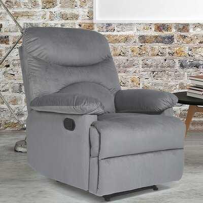 Reclining Heated Massage Chair - Wayfair