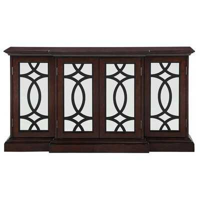 Lon 4 Door Accent Cabinet - Wayfair