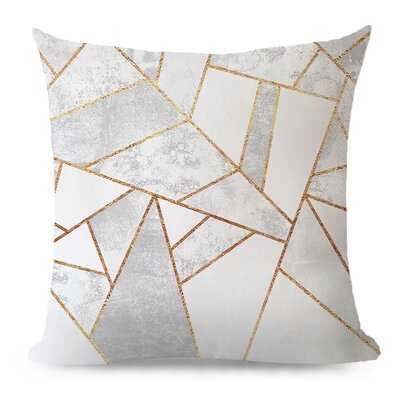 Tugrul Square Pillow Cover - Wayfair
