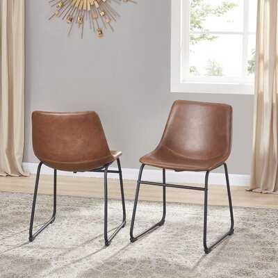 Tisbury Upholstered Side Chair - Wayfair
