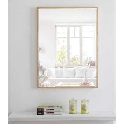 Modern & Contemporary Accent Mirror - Wayfair