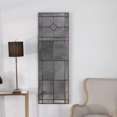 Winthrop Full Length Antique Mirror - Hudsonhill Foundry