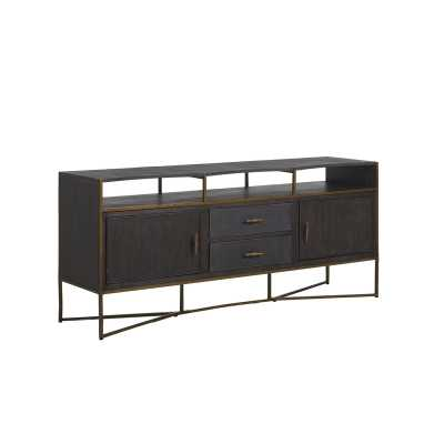 """Gabby Jameson TV Stand for TVs up to 78"""" - Perigold"""