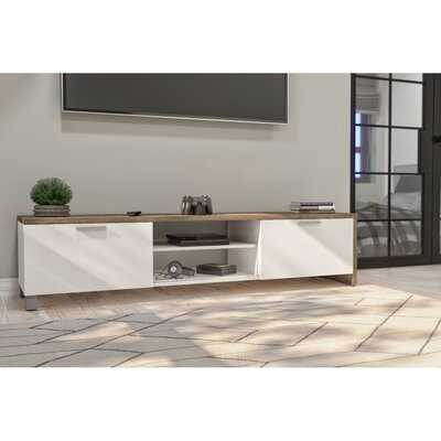 Hessel TV Stand for TVs up to 78 inches - Wayfair