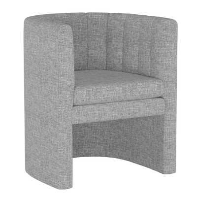 Barkley Chair in Zuma Pumice - Third & Vine