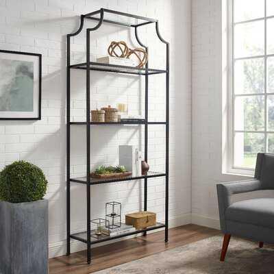 Margarita Etagere Bookcase - Birch Lane