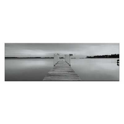 'Peaceful Pier' Photographic Print - Wayfair