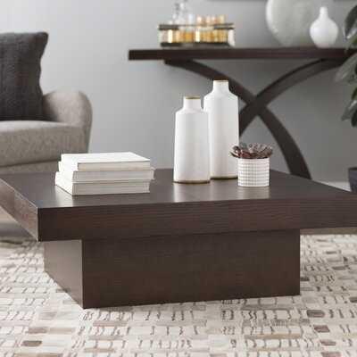 Benitez Coffee Table with Storage - Wayfair