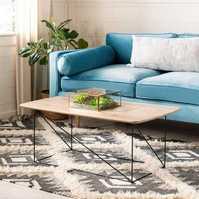 Horka Rectangle Coffee Table - Wayfair