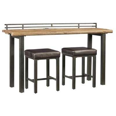 Elmore 3 Piece Pub Table Set - Wayfair
