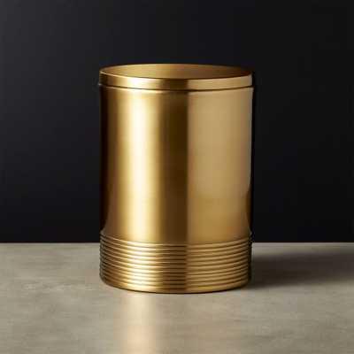 Bulletproof Medium Gold Canister - CB2