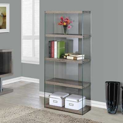 Emerado Standard Bookcase - Wayfair