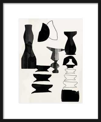 Ceramics by Sylvia Takken for Artfully Walls - Artfully Walls