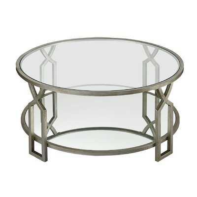 Gothia Coffee Table - Wayfair