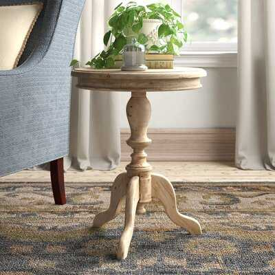 Interlaken End Table in Beige - Birch Lane