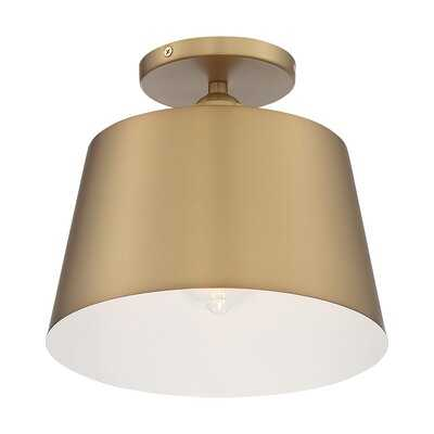 Baidy 1 - Light  Semi Flush Mount - AllModern