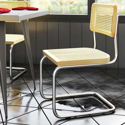 Vioria Solid Wood Dining Chair - Wayfair