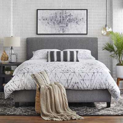 Faszcza Queen Upholstered Standard Bed - Wayfair