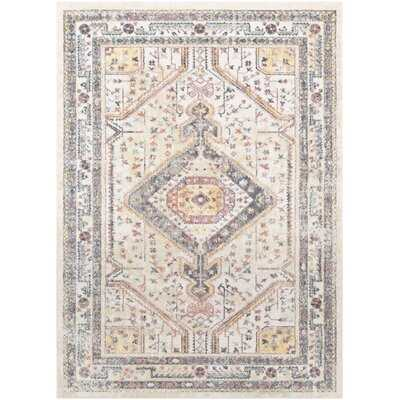Coronita Oriental Beige Area Rug - Wayfair