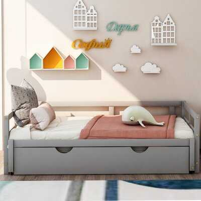 Zarate Full Bed with Trundle - Wayfair