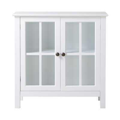 2 Door Accent Cabinet - Wayfair