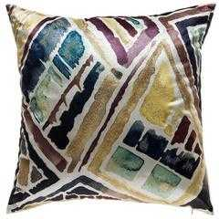 Cloud 9 Sepia Pillow - High Fashion Home