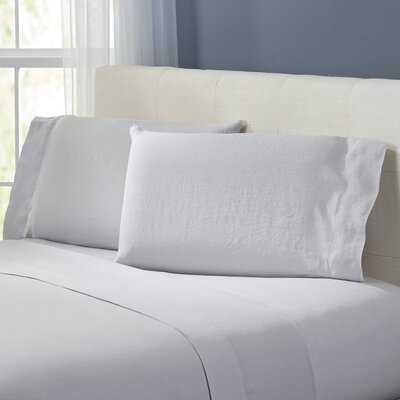 Bernadette Linen Sheet Set - Wayfair