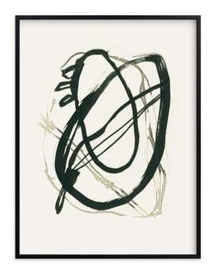 Black 01 Art Print - Minted