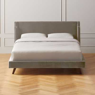 Julia Queen Bed - CB2
