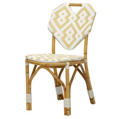 Orkney Side Chair in Natural - Caravan Living