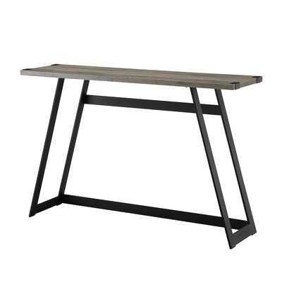 "Enrique Hervey 46"" Console Table - Wayfair"
