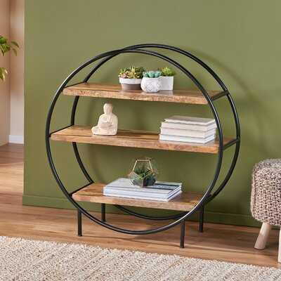 Mango Wood Shelf - Wayfair
