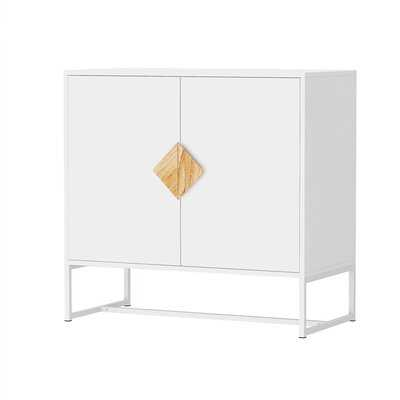 Dublyn 2 Door Accent Cabinet - Wayfair