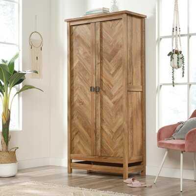 Ringgold Storage Cabinet Armoire - Birch Lane